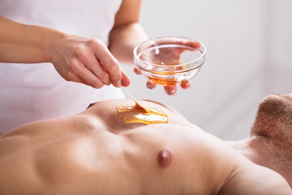 benefits male body waxing